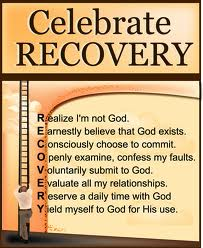 celebrate recovery - recovery acrostic
