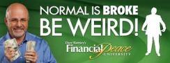 FPU - normal is broke, be wierd