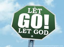 let go let God sign